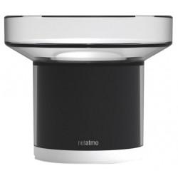 Netatmo - NRG01-WW pluviómetro 15 cm Inalámbrico Negro, Plata