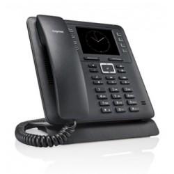 Gigaset - Maxwell 3 Terminal con conexión por cable 2líneas TFT Negro teléfono IP