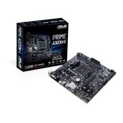 ASUS - PRIME A320M-E Zócalo AM4 micro ATX AMD A320