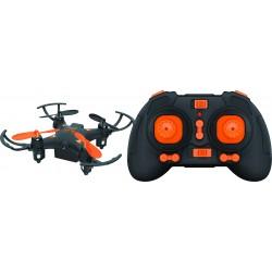 Denver - DRO-110 4rotores 150mAh Negro, Naranja dron con cámara