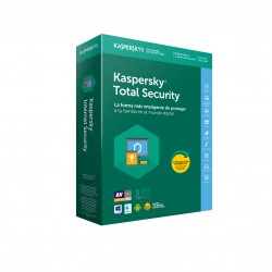 Kaspersky Lab - Total Security 2018 3licencia(s) 1año(s) Full license Español - 22244742