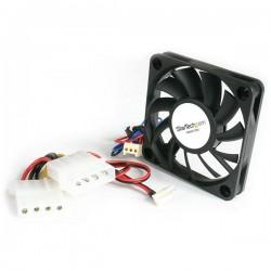 StarTech.com - FAN5X1TX3 ventilador de PC Carcasa del ordenador 5 cm Negro