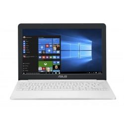 """ASUS - VivoBook E203NA-FD020TS 1.10GHz N3350 11.6"""" 1366 x 768Pixeles Blanco Portátil ordenador portatil"""