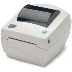 Zebra - GC420d Térmica directa / transferencia térmica 203 x 203DPI Color blanco impresora de etiquetas