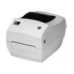Zebra - GC420t Térmica directa / transferencia térmica 203 x 203DPI Color blanco impresora de etiquetas - 5478258