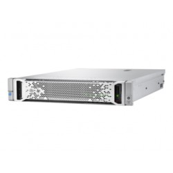 Hewlett Packard Enterprise - DL380 Gen9 2U Negro, Plata