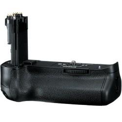 Canon - BG-E11 empuñadura con batería para cámara digital Negro