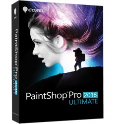 Corel - PaintShop Pro 2018 Ultimate