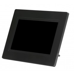 "Denver Electronics - PFF-710BLACK 7"" Pantalla táctil Wifi Negro marco fotográfico digital"