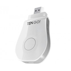 TenGO - GoCast Mirroring Apple dongle Smart TV Full HD HDMI Blanco