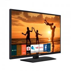 """Hitachi - 39HB4T62 39"""" Full HD 300cd / m² Smart TV Negro A+ 8W televisión para el sector hotelero"""