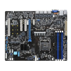 ASUS - P10S-E/4L Intel C236 LGA 1151 (Socket H4) ATX placa base para servidor y estación de trabajo