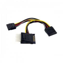 StarTech.com - PYOLP42SATA cable de alimentación interna 0,15 m