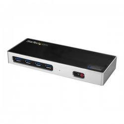StarTech.com - Docking Station 4K Dual con 6 Puertos USB C / USB 3.0