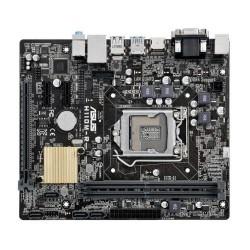 ASUS - H110M-R/C/SI placa base LGA 1151 (Zócalo H4) Micro ATX Intel® H110