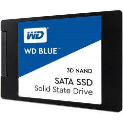 "Western Digital - Blue 3D 2.5"" 1024 GB Serial ATA III"
