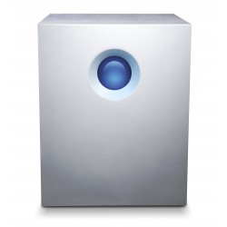 LaCie - 5big Thunderbolt 2 30000GB Aluminio unidad de disco multiple