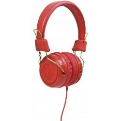 Rocking Residence - AESH Rojo Circumaural Diadema auricular