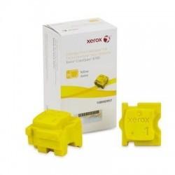 Xerox - ColorQube 8700/8900 Tinta sólida amarilla (2 barras, imprime 4200 páginas)
