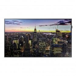 "Samsung - QM65H 165,1 cm (65"") LED 4K Ultra HD Pantalla plana para señalización digital Negro"