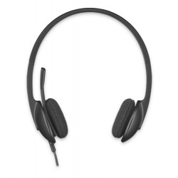 Logitech - H340 Auriculares Diadema Negro