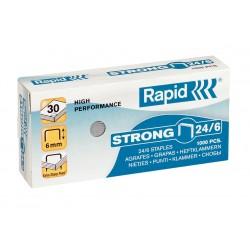 Rapid - 24855800 Paquete de grapas 1000grapas grapa