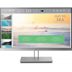 "HP - EliteDisplay E233 58,4 cm (23"") 1920 x 1080 Pixeles Full HD LED Negro, Plata"