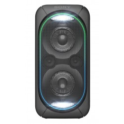 Sony - GTK-XB60 Home audio tower system Negro