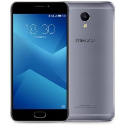 "Meizu - M5 Note 5.5"" SIM doble 4G 3GB 16GB 4000mAh Negro, Gris"