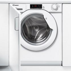 Candy - CBWM 814D-S Integrado Carga frontal 8kg 1400RPM A+++ Blanco lavadora
