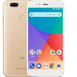 "Xiaomi - Mi A1 5.5"" SIM doble 4G 4GB 64GB 3080mAh Oro, Blanco"