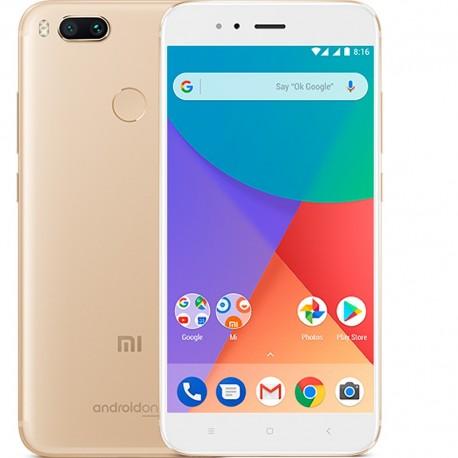 Xiaomi - Mi A1 SIM doble 4G 64GB Oro Blanco