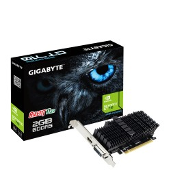 Gigabyte - GV-N710D5SL-2GL GeForce GT 710 2GB GDDR5 tarjeta gráfica
