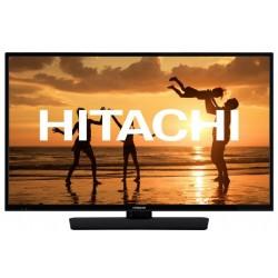 """Hitachi - 39HB4C01 39"""" HD 300cd / m² Negro A+ 12W televisión para el sector hotelero"""