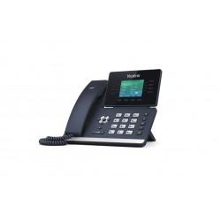 Yealink - SIP-T52S Negro Terminal con conexión por cable 16líneas LCD teléfono IP