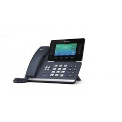 Yealink - SIP-T54S Negro Terminal con conexión por cable 16líneas LCD teléfono IP