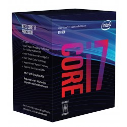 Intel - Core i7-8700K procesador 3,7 GHz Caja 12 MB Smart Cache