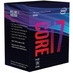 Intel - Core ® ™ i7-8700 Processor (12M Cache, up to 4.60 GHz) 3.2GHz 12MB Smart Cache Caja procesador
