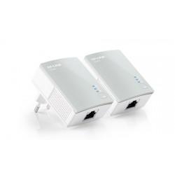 TP-LINK - AV500 500Mbit/s Ethernet Color blanco 2pieza(s) adaptador de red powerline