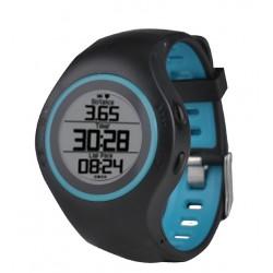 Billow - XSG50PRO reloj deportivo Negro, Azul Bluetooth