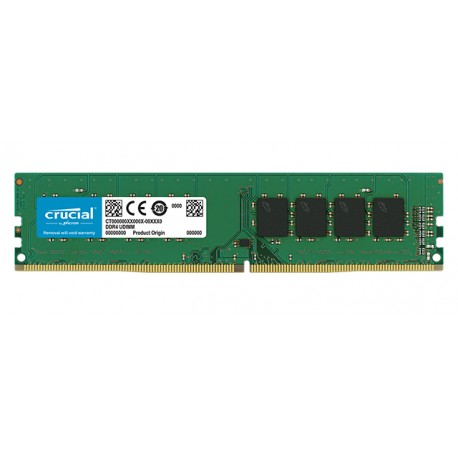 Crucial - CT16G4DFD8266 16GB DDR4 2666MHz mdulo de memoria