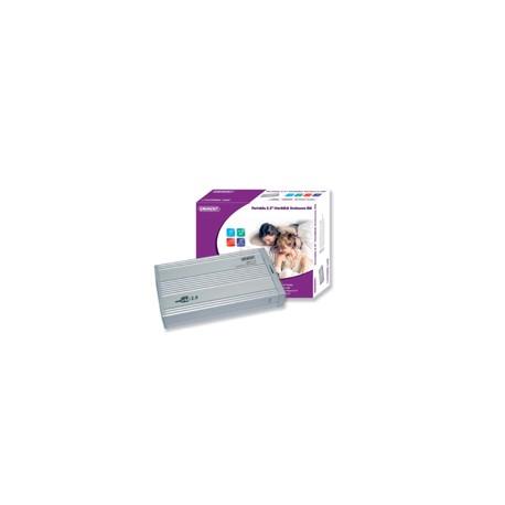 Eminent - EM7042 Portable 25 Harddisk Enclosure IDE