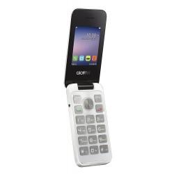 """Alcatel - 20.51D 2.4"""" 97g Blanco Característica del teléfono"""