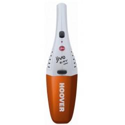 Hoover - SJ24DW06 Sin bolsa Naranja, Blanco aspiradora de mano