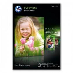 HP - Q2510A papel fotográfico A4 Brillo