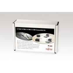Fujitsu - CON-3670-002A Escáner Kit de consumibles pieza de repuesto de equipo de impresión