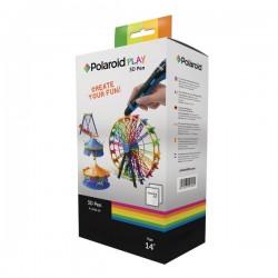 Polaroid - 3D-FP-PL-2000-00 1.75mm Negro, Azul lápiz 3D