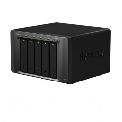 Synology - DX513 unidad de disco multiple Negro