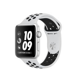 Apple - Watch Nike+ OLED GPS (satélite) Plata reloj inteligente