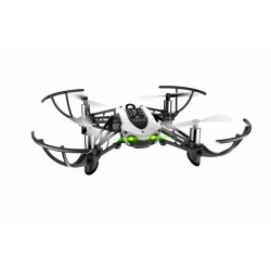 Parrot - Mambo Fly 4rotores Cuadricóptero 550mAh Negro, Blanco dron con cámara